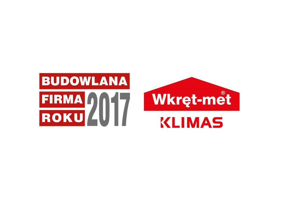 KLIMAS WKRĘT-MET – BUDOWLANA FIRMA ROKU 2017
