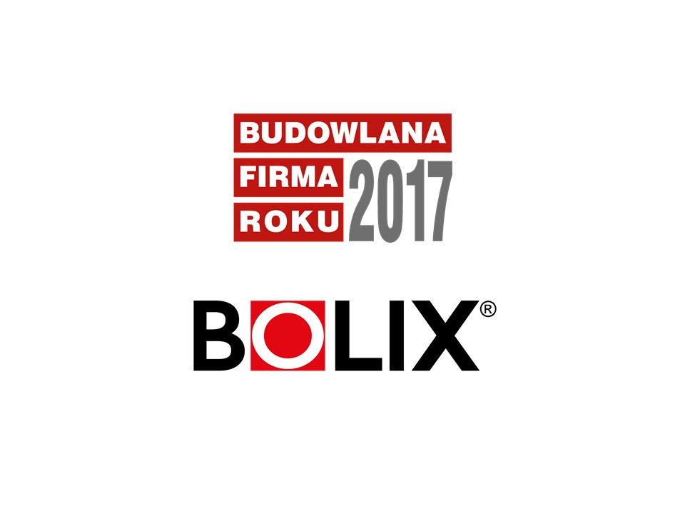 BOLIX – BUDOWLANA FIRMA ROKU 2017