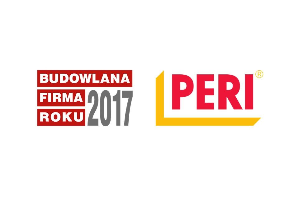 PERI – BUDOWLANA FIRMA ROKU 2017