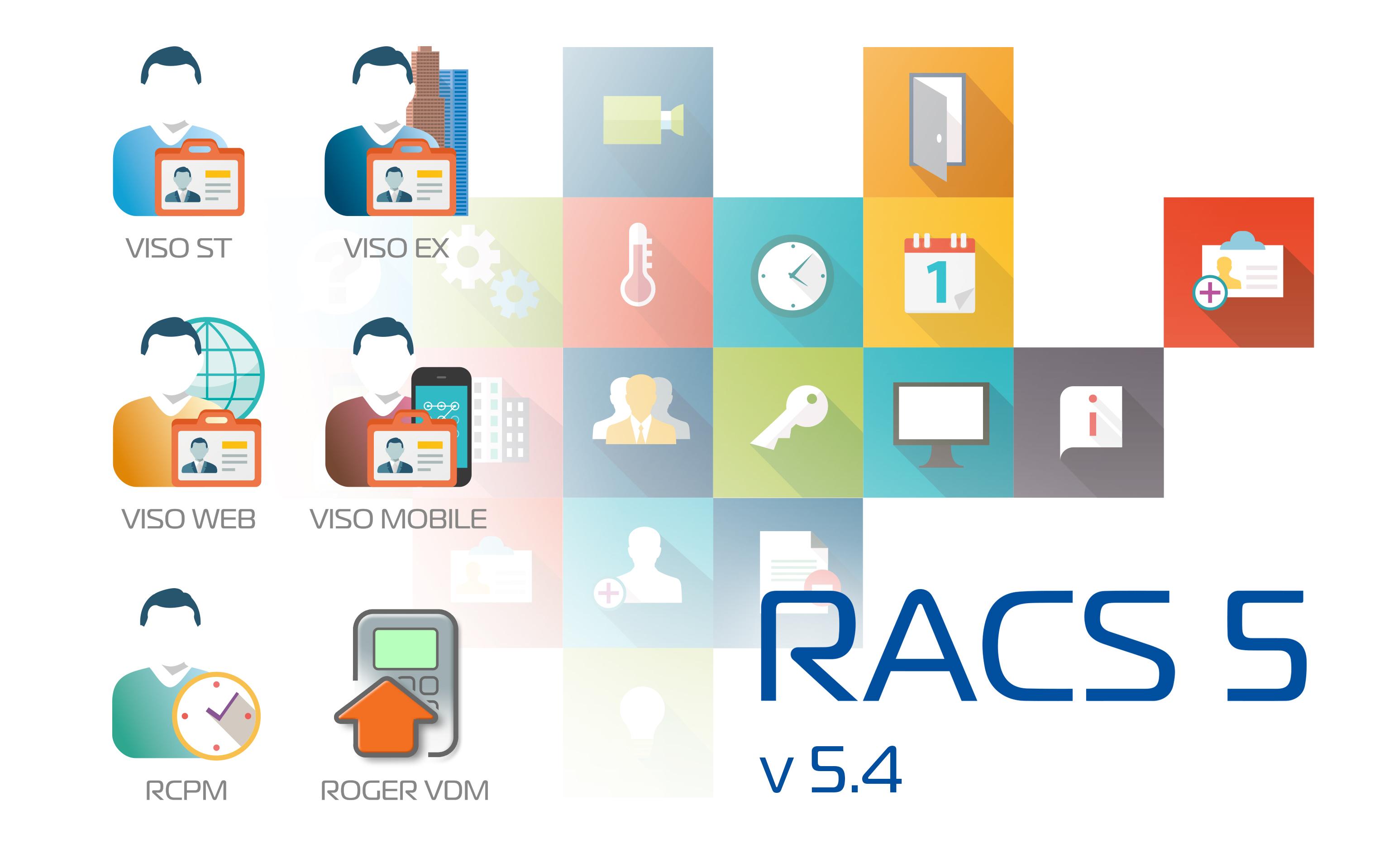 PUBLIKACJA NOWEJ WERSJI OPROGRAMOWANIA SYSTEMU RACS5.4