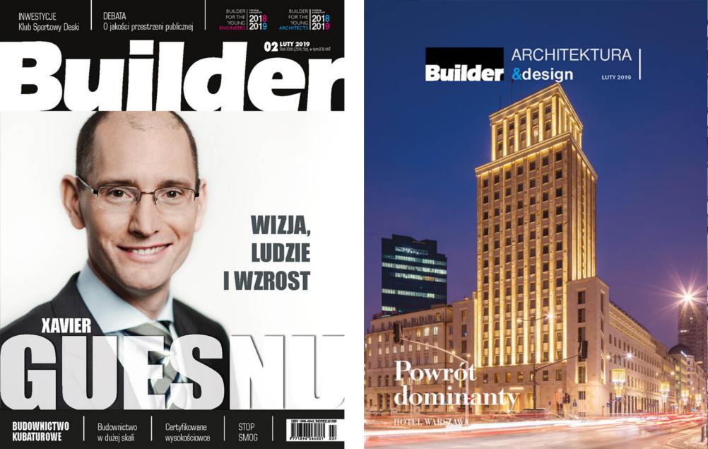 BUILDER – LUTY 2019