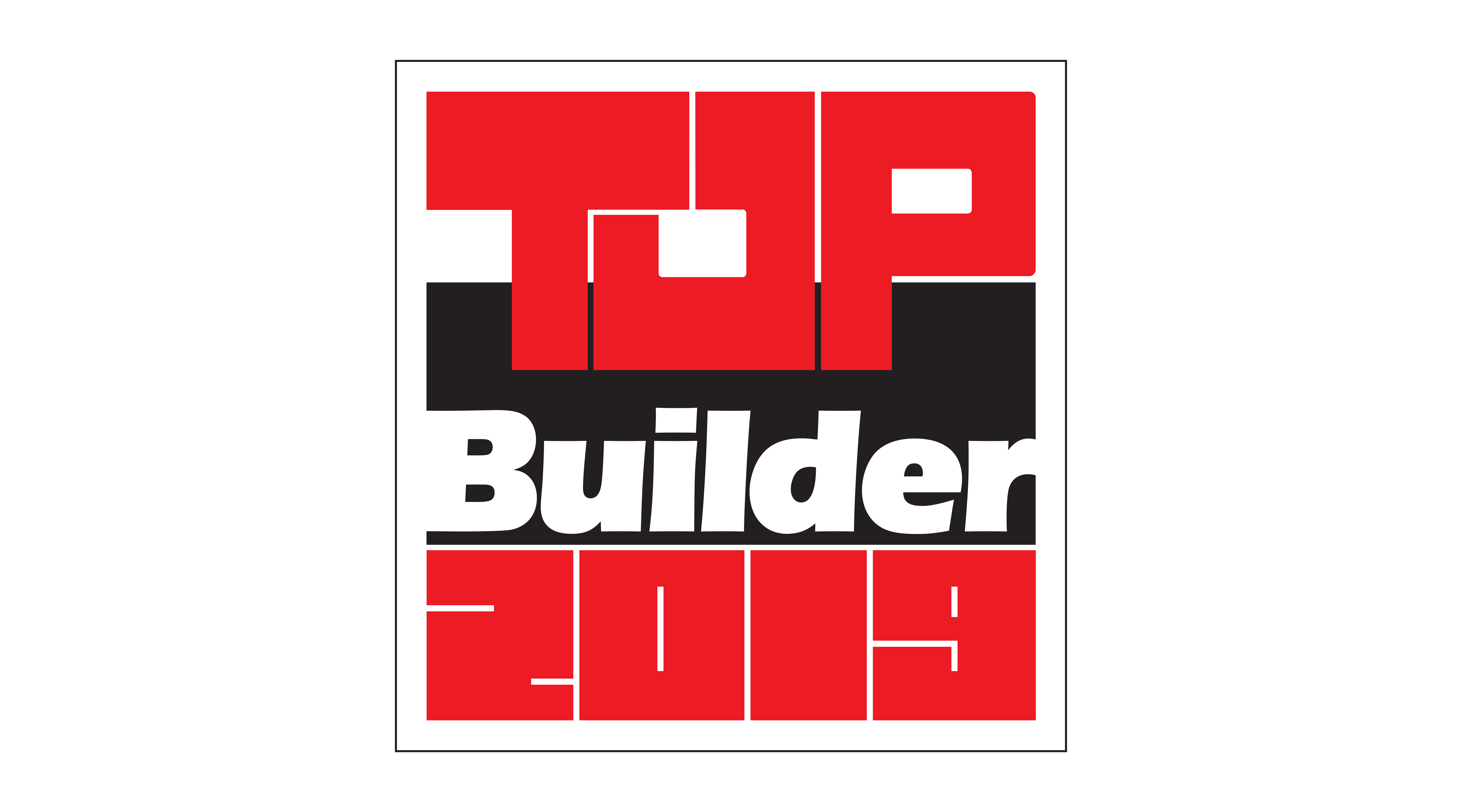 TOP BUILDER 2019 – ZGŁOSZENIA