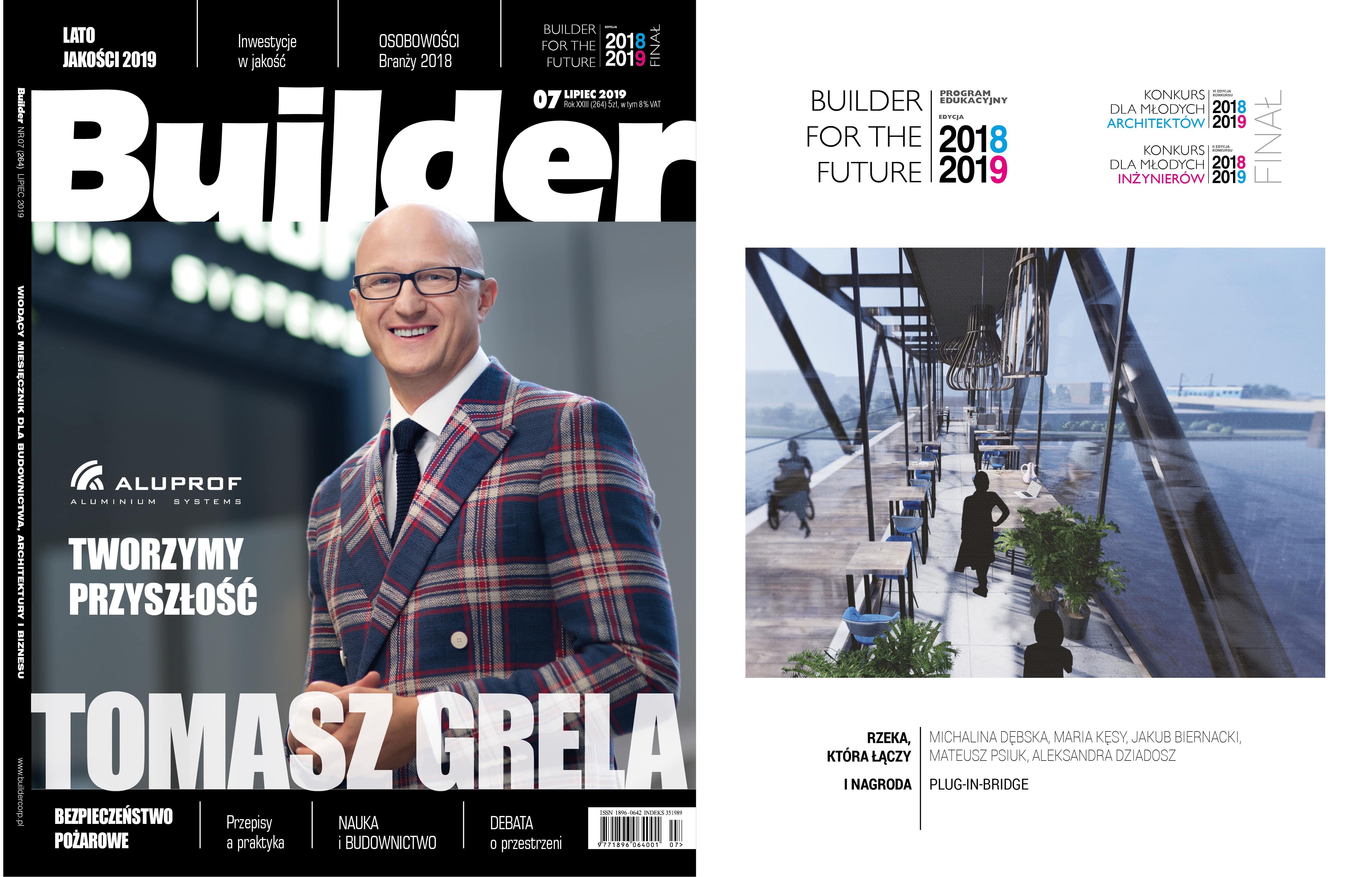 BUILDER – LIPIEC 2019