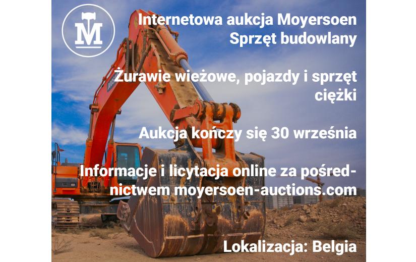 INTERNETOWA AUKCJA MOYERSOEN