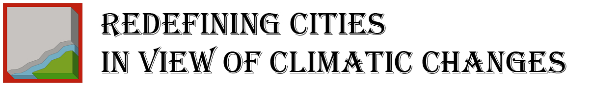 REDEFINING CITIES IN VIEW OF CLIMATIC CHANGES
