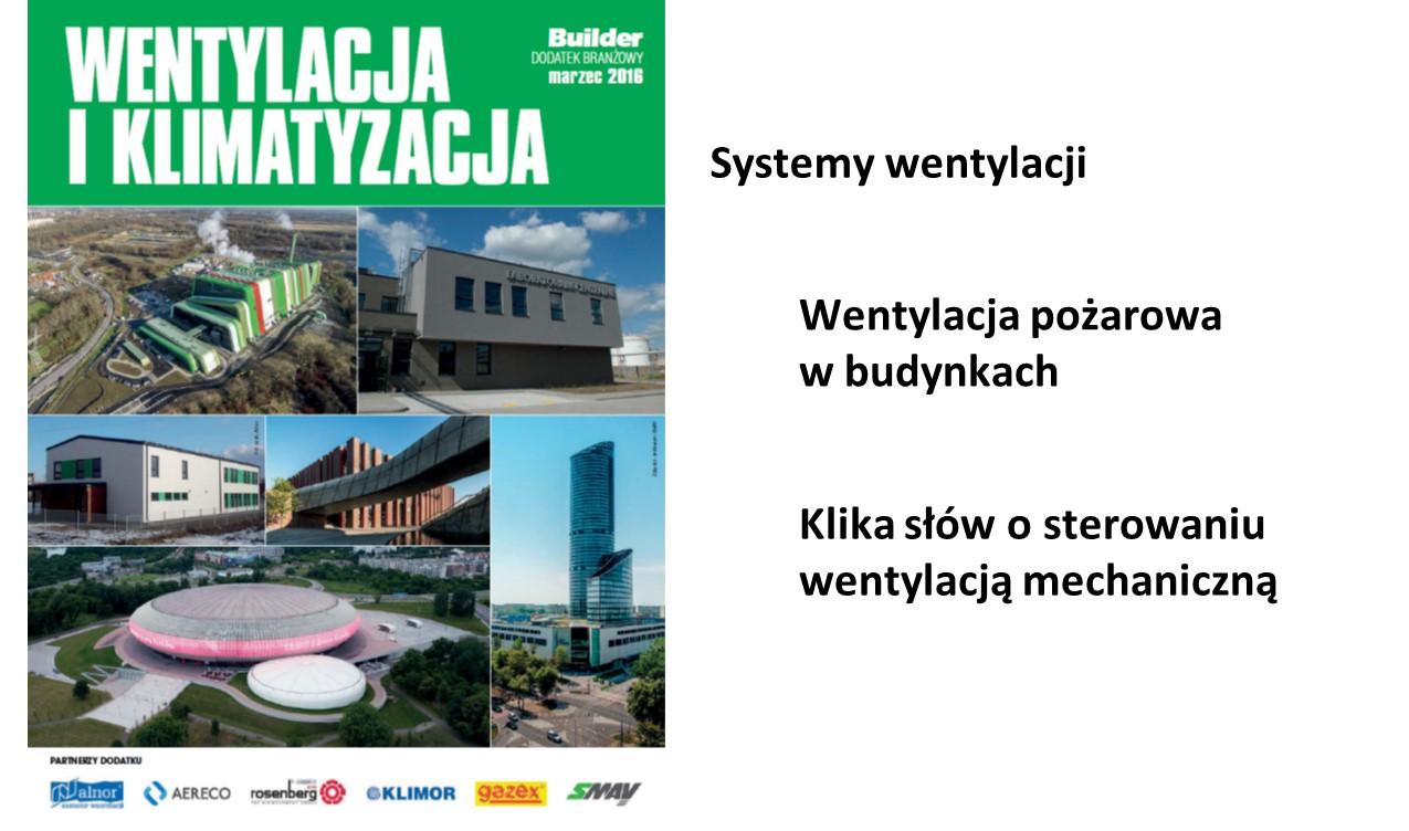 BUILDER – DODATEK BRANŻOWY – MARZEC 2016