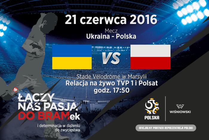 WIŚNIOWSKI WSPIERA ORŁY NA EURO 2016