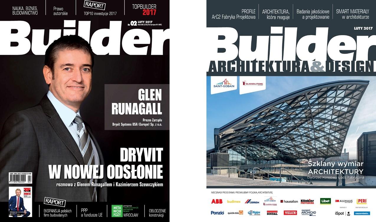 BUILDER – LUTY 2017