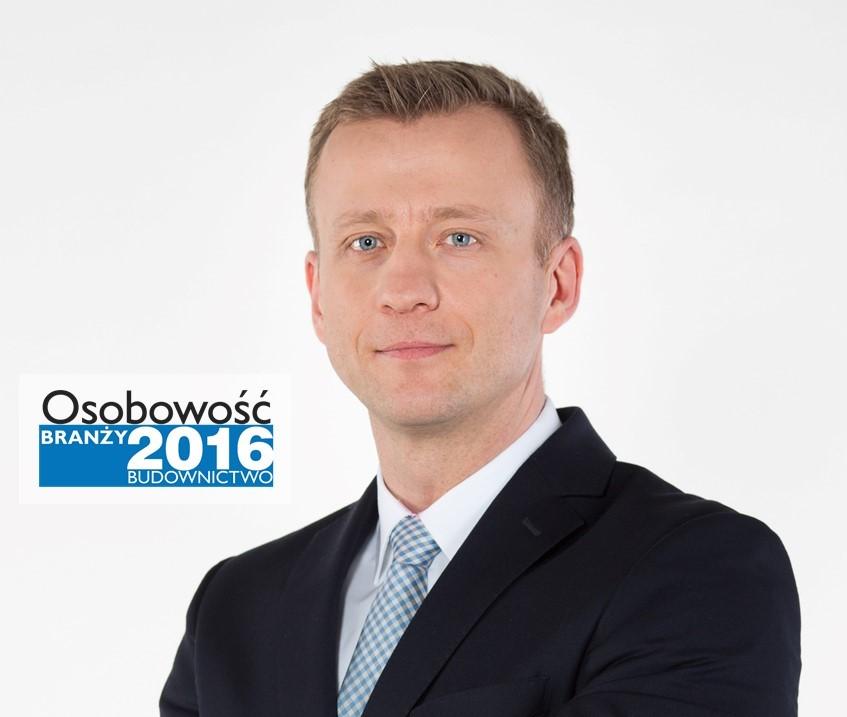 RAFAŁ GAWRYLAK – OSOBOWOŚĆ BRANŻY 2016