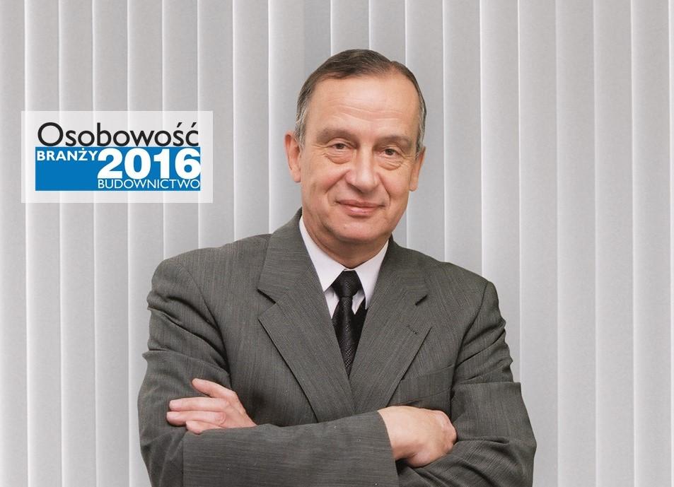 KAROL HEIDRICH – OSOBOWOŚĆ BRANŻY 2016