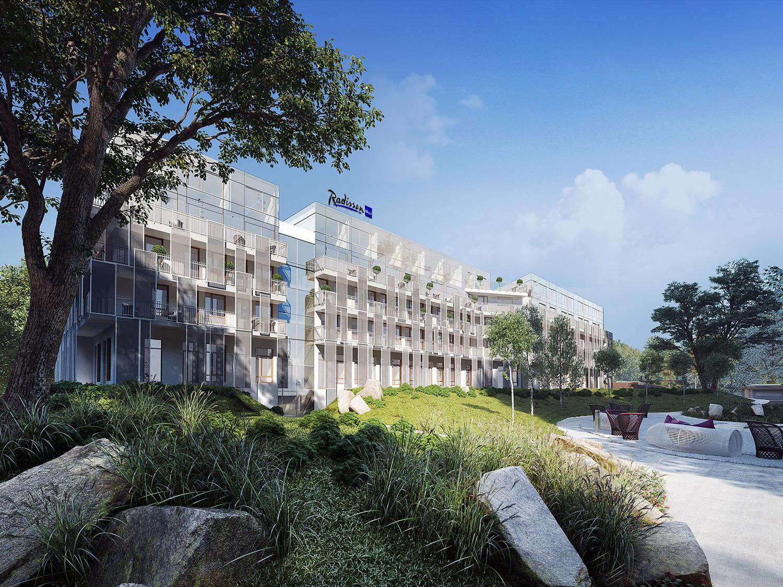 RADISSON BLU OTWIERA NOWY HOTEL W NADMORSKIM SOPOCIE