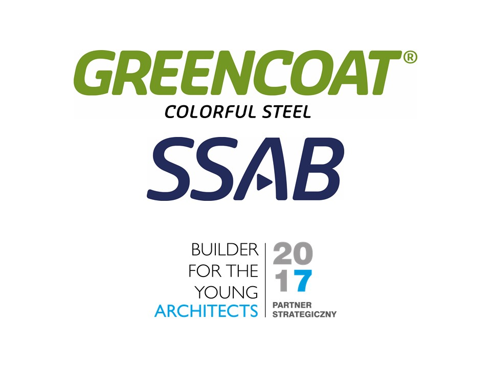 SSAB – BUILDER FOR THE YOUNG ARCHITECTS