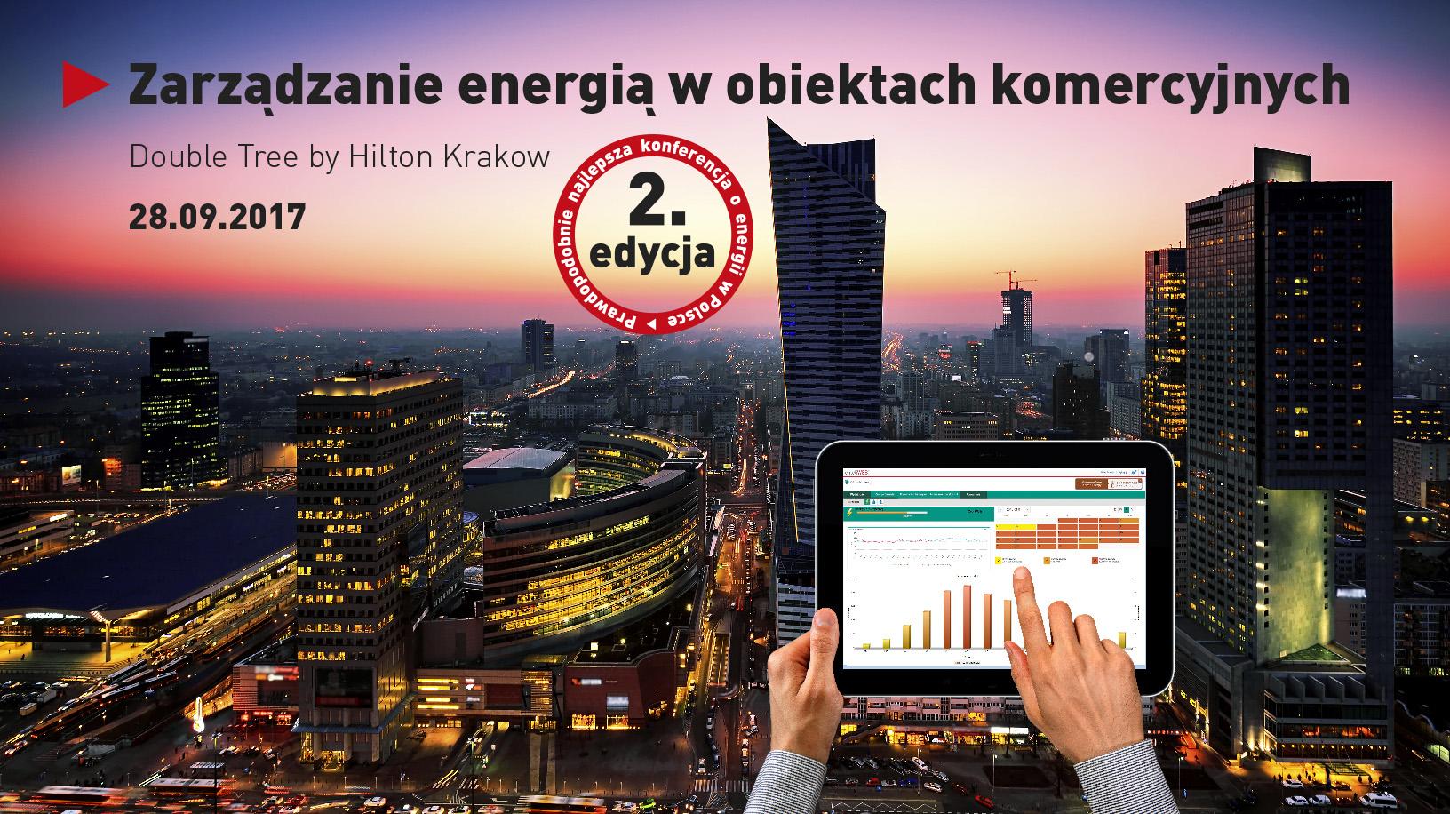 ZARZĄDZANIE ENERGIĄ W OBIEKTACH KOMERCYJNYCH