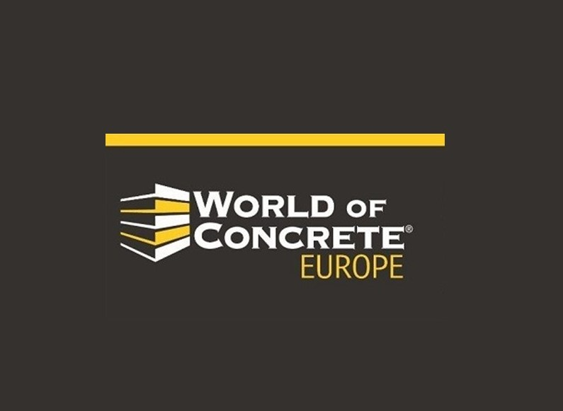WORLD OF CONCRETE EUROPE