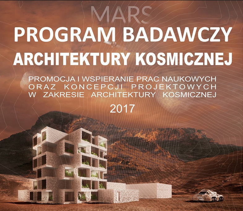 PROGRAM BADAWCZY ARCHITEKTURY KOSMICZNEJ