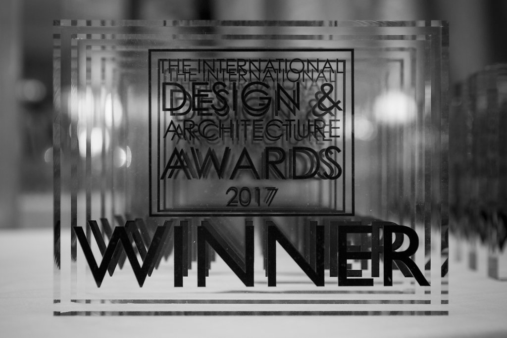 HOLA DESIGN Z NAGRODĄ THE INTERNATIONAL DESIGN & ARCHITECTURE AWARDS 2017
