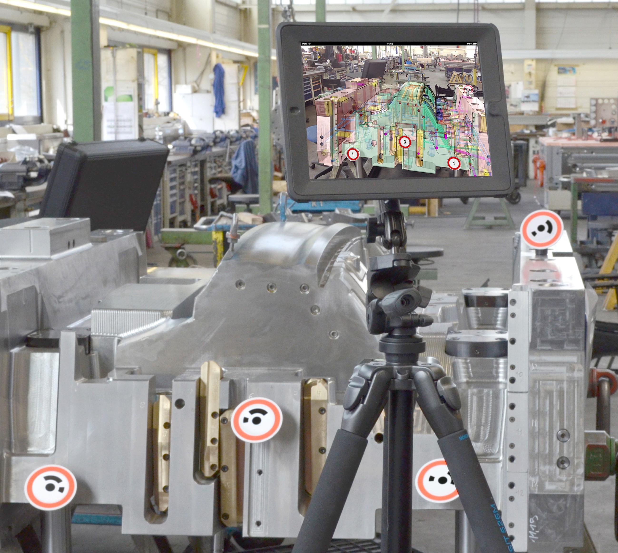 Visual InspectTM — innowacyjny system do kontroli i projektowania