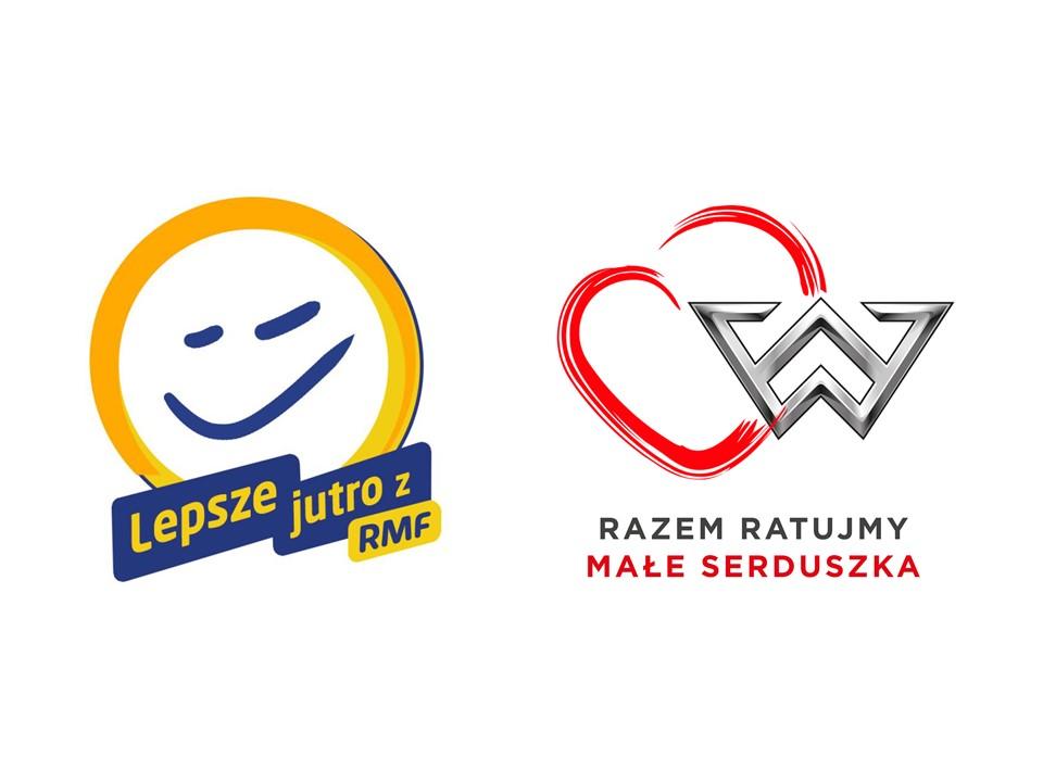WIŚNIOWSKI PARTNEREM AKCJI LEPSZE JUTRO Z RMF FM