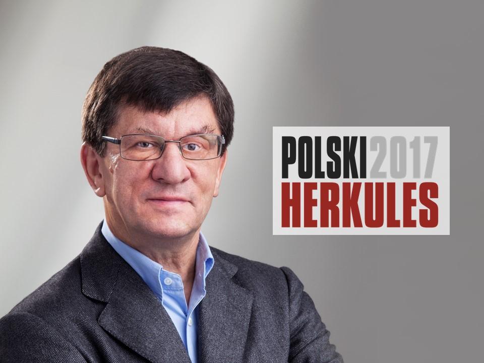 JERZY GAJEWSKI – POLSKI HERKULES 2017