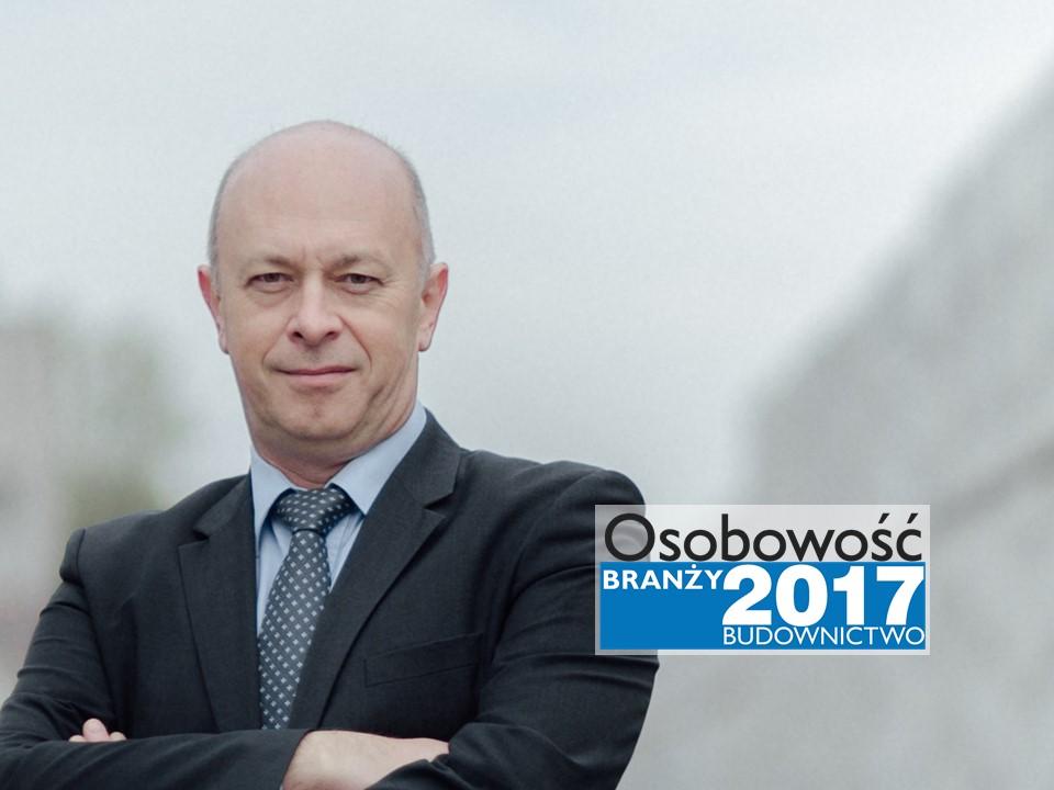 PIOTR DAUKSZA – OSOBOWOŚĆ BRANŻY 2017