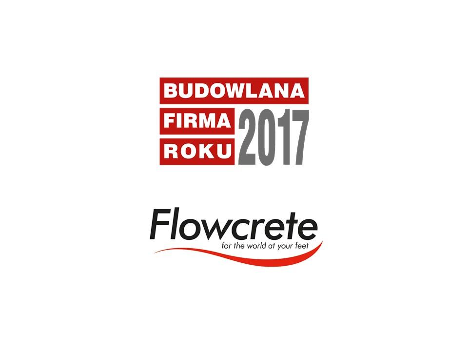 FLOWCRETE POLSKA – BUDOWLANA FIRMA ROKU 2017