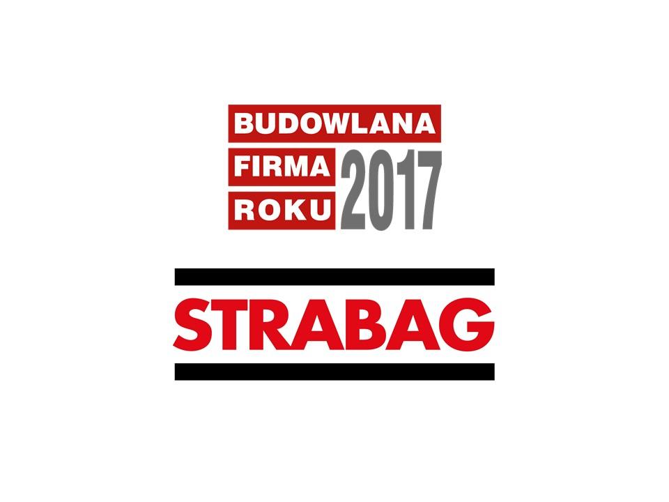 STRABAG – BUDOWLANA FIRMA ROKU 2017