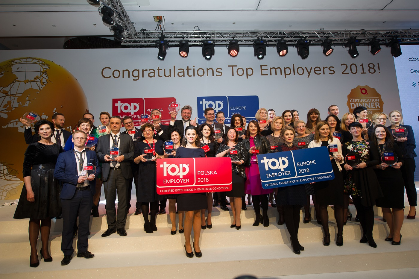 TOP EMPLOYERS POLSKA 2018