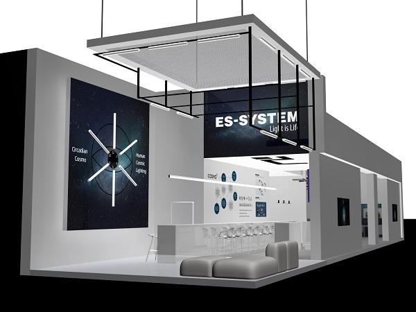 ES-SYSTEM NA TARGACH LIGHT + BUILDING 2018