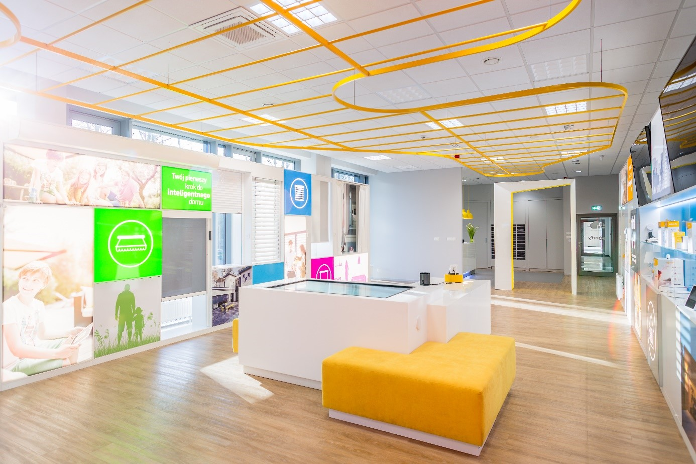 HAPPY HOME SOMFY – NOWY SHOWROOM  SMART HOME