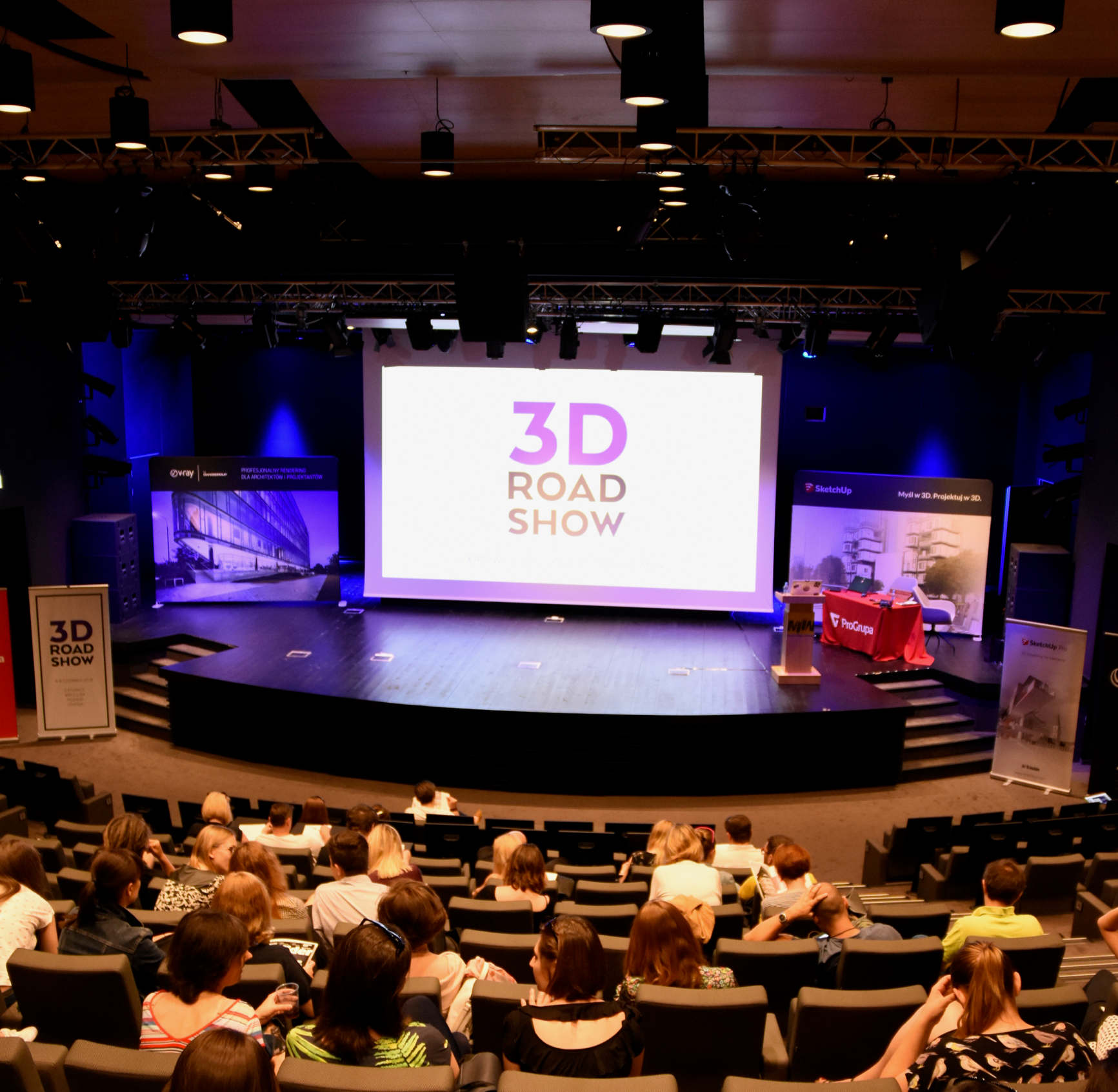 3D ROADSHOW 2018