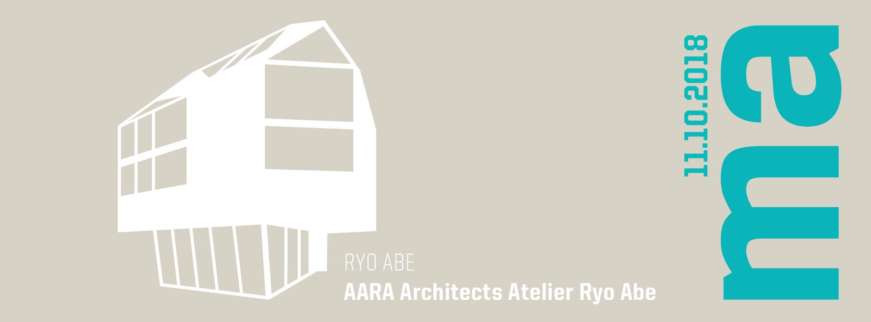 MISTRZOWIE ARCHITEKTURY – RYO ABE