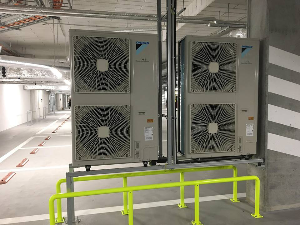 SYSTEM  HVAC ENERGOOSZCZĘDNOŚĆ OD DAIKIN