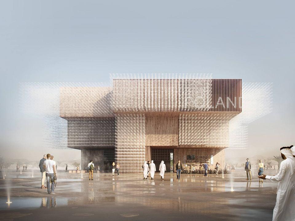 BUDOWA PAWILONU POLSKI NA WYSTAWIE ŚWIATOWEJ EXPO 2020 W DUBAJU…