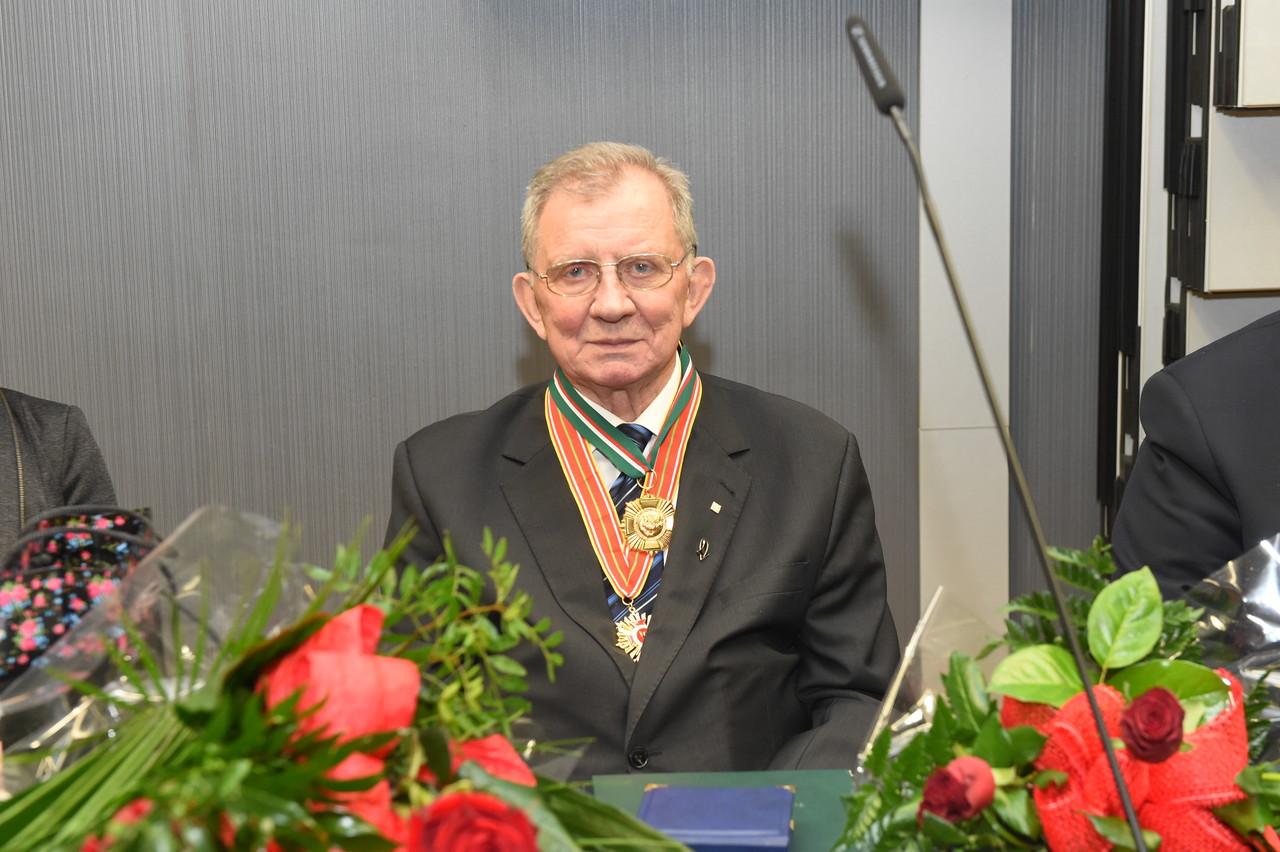 JUBILEUSZ PROFESORA KAZIMIERZA FLAGI