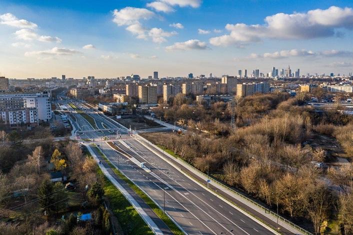 Al. Polski Walczącej – nowa realizacja firmy Budimex SA