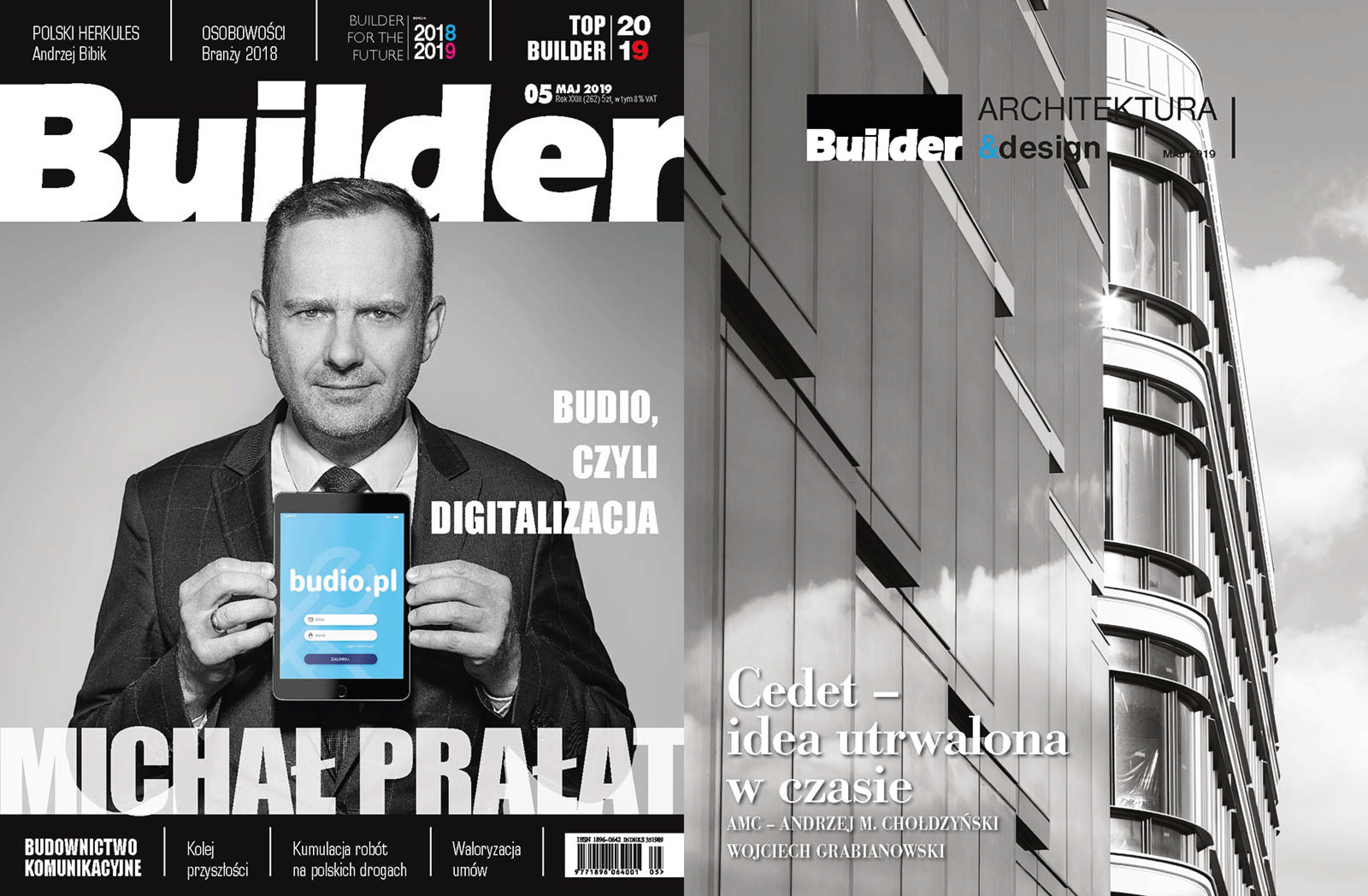 BUILDER – MAJ 2019