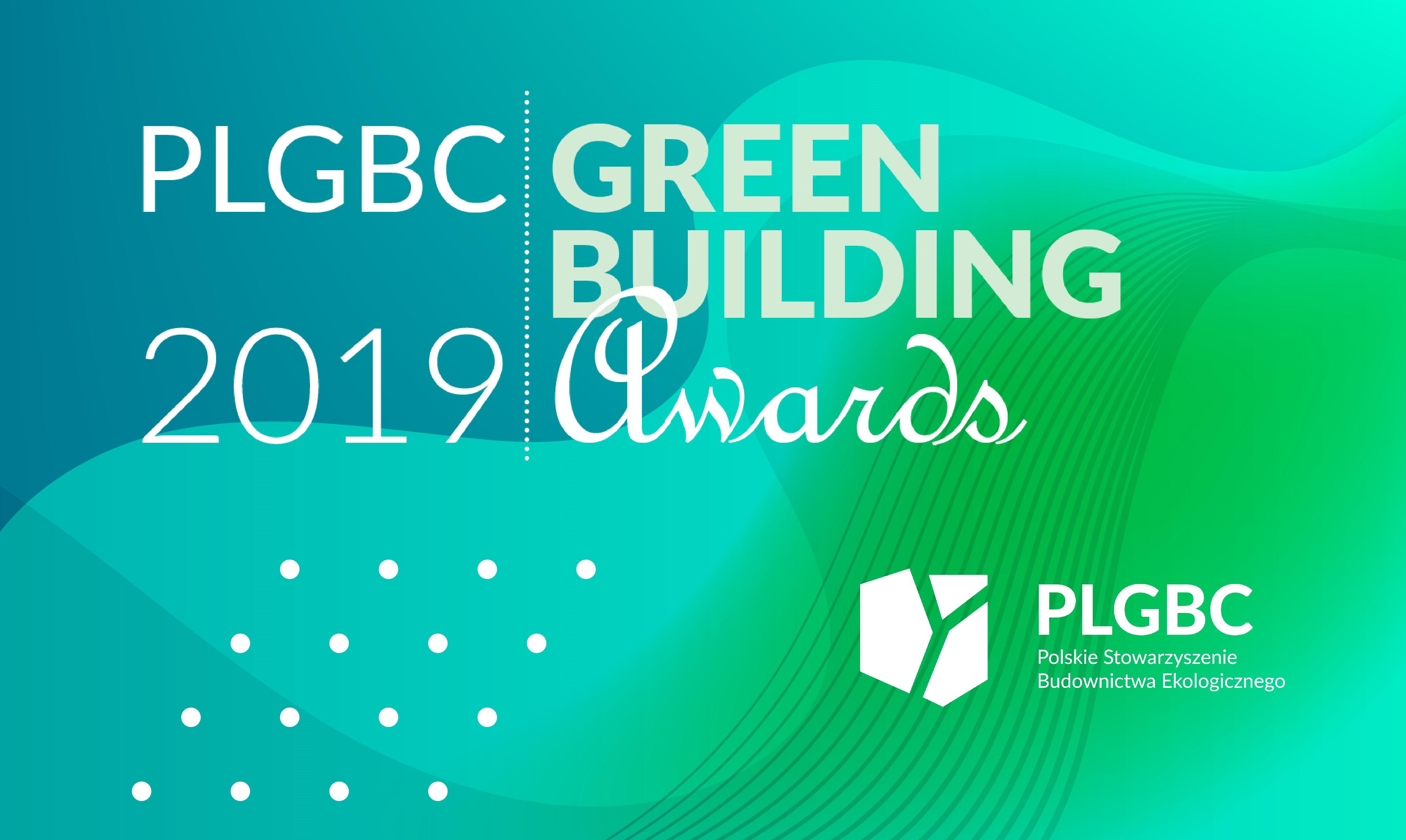 PLGBC GREEN BUILDING AWARDS 2019