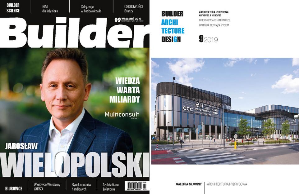BUILDER – WRZESIEŃ 2019