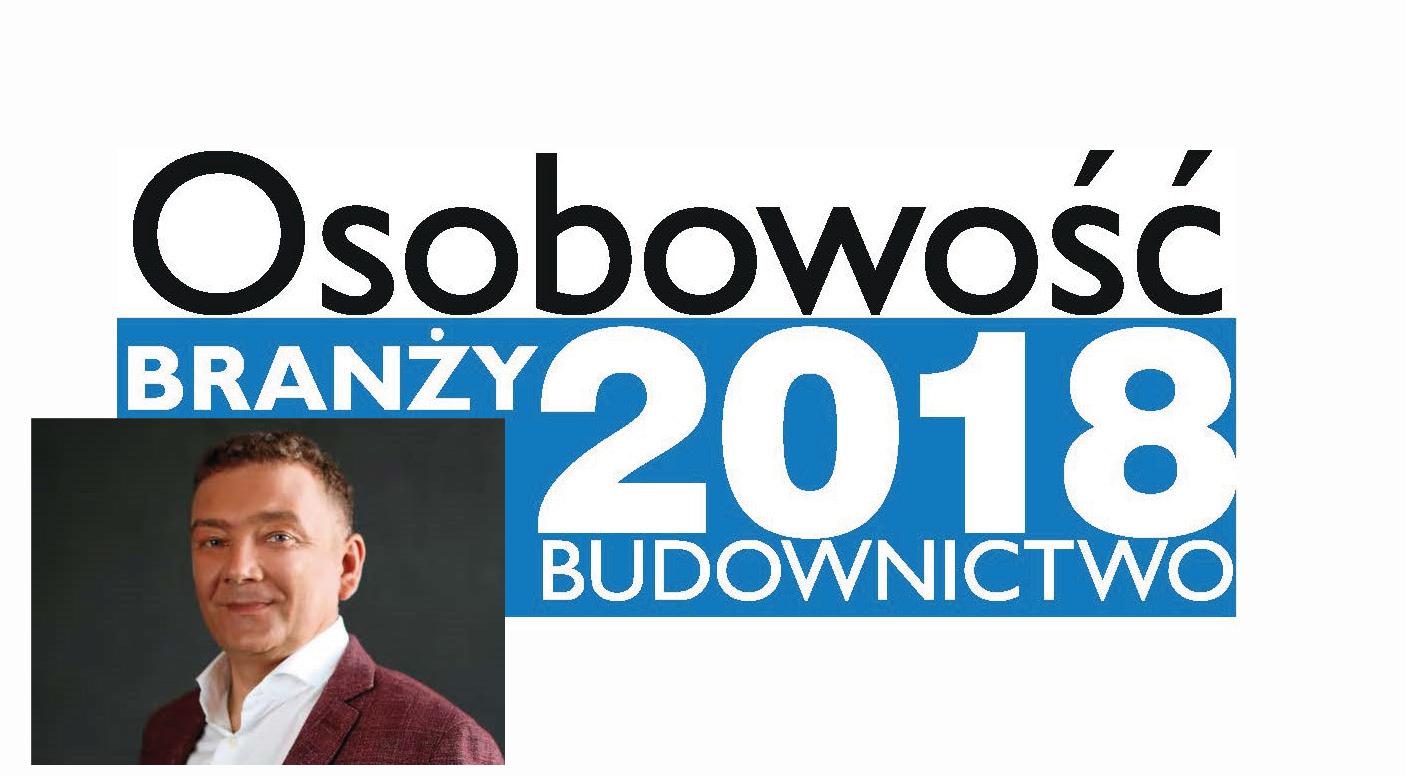 OSOBOWOŚĆ BRANŻY 2018 – ANDRZEJ ULFIG PREZES ZARZĄDU, SELENA SA