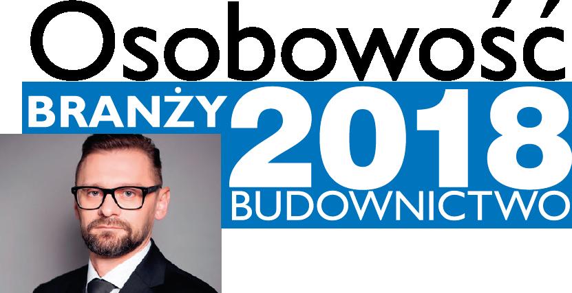 OSOBOWOŚĆ BRANŻY 2018 – SEBASTIAN WALERYSIAK PREZES ZARZĄDU, VIESSMANN SP. Z O.O.