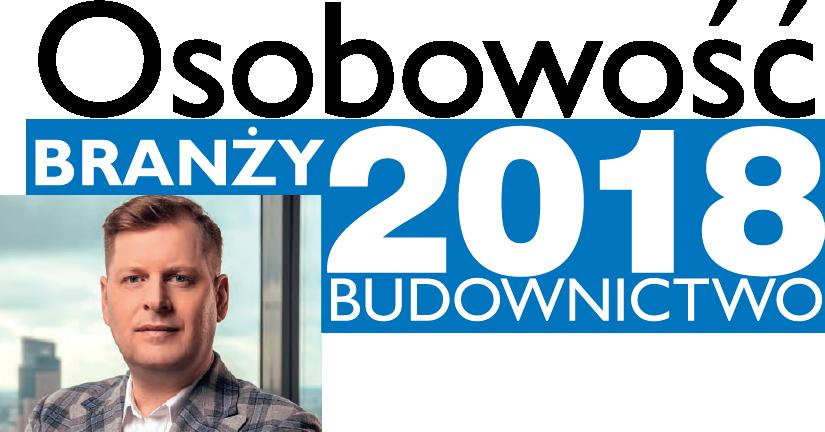 OSOBOWOŚĆ BRANŻY 2018 – RADOSŁAW BORKOWSKI DYREKTOR ZARZĄDZAJĄCY I CZŁONEK ZARZĄDU, SOMFY POLSKA SP. Z O.O.