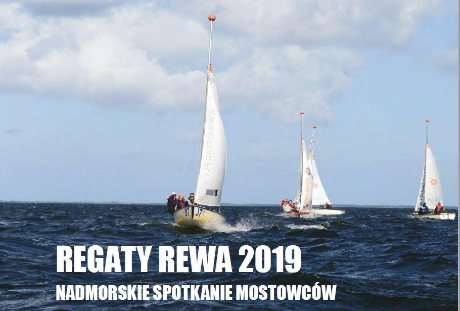 REGATY REWA 2019 NADMORSKIE SPOTKANIE MOSTOWCÓW