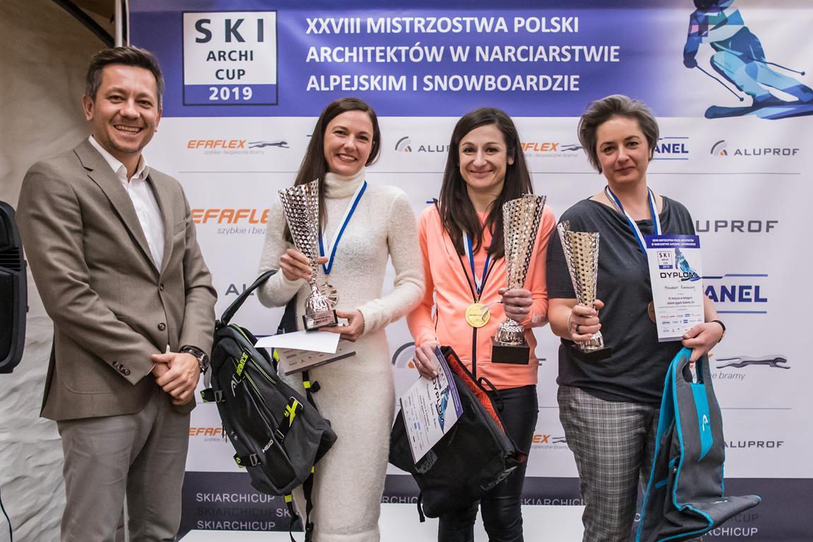 XXIX MISTRZOSTWA POLSKI ARCHITEKTÓW W NARCIARSTWIE ALPEJSKIM I SNOWBOARDZIE – SKI ARCHI CUP 2020