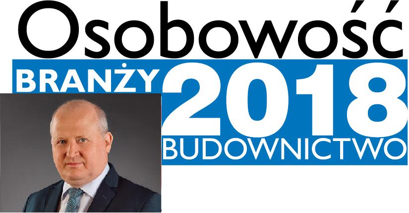 OSOBOWOŚĆ BRANŻY 2018 – ANDRZEJ KAROLEWSKI WICEPREZES ZARZĄDU, PONZIO POLSKA SP. Z O.O.