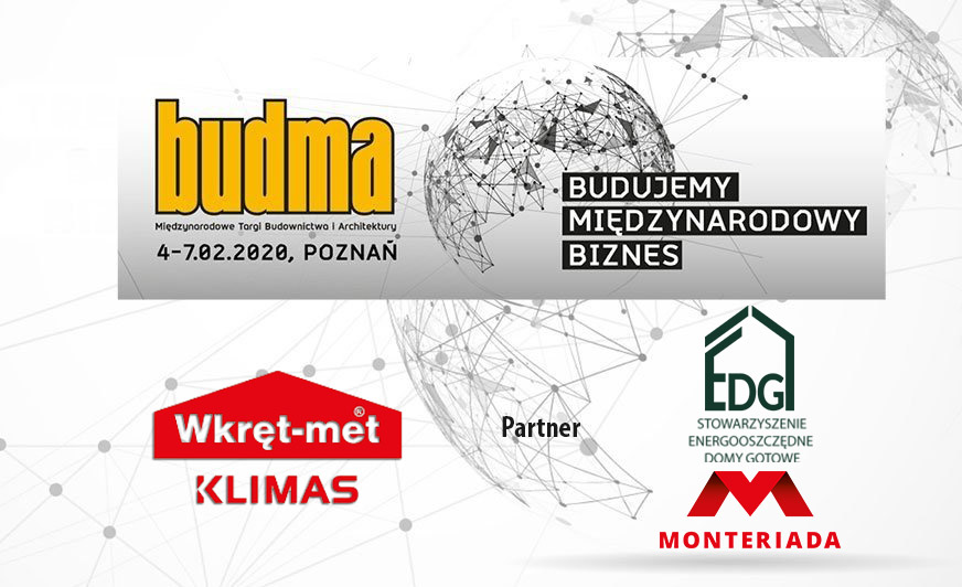 KLIMAS WKRĘT-MET NA TARGACH BUDMA 2020