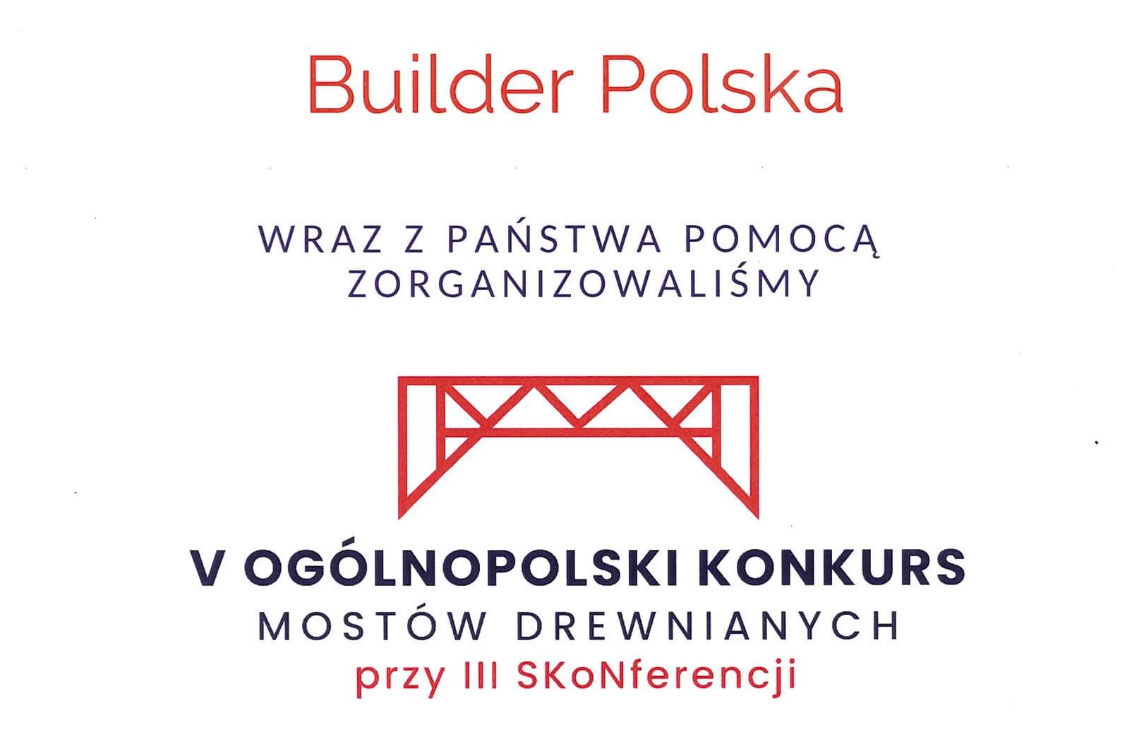 BUILDER WSPIERA INICJATYWY STUDENCKIE