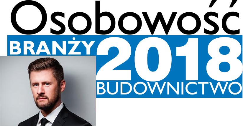 OSOBOWOŚĆ BRANŻY 2018 – BARTOSZ ALEKSANDER GOLIS, PREZES ZARZĄDU WEGNER SP. Z O.O. SP. K.