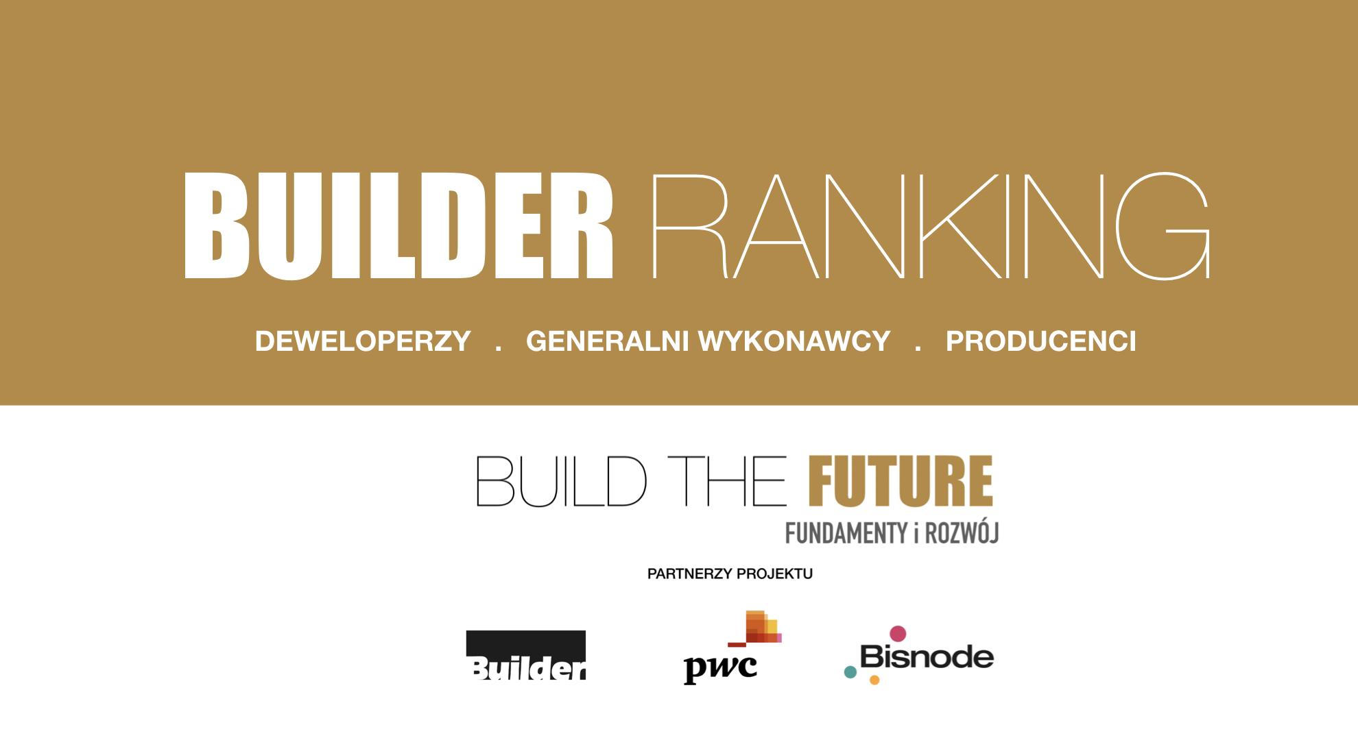 BUILDER RANKING