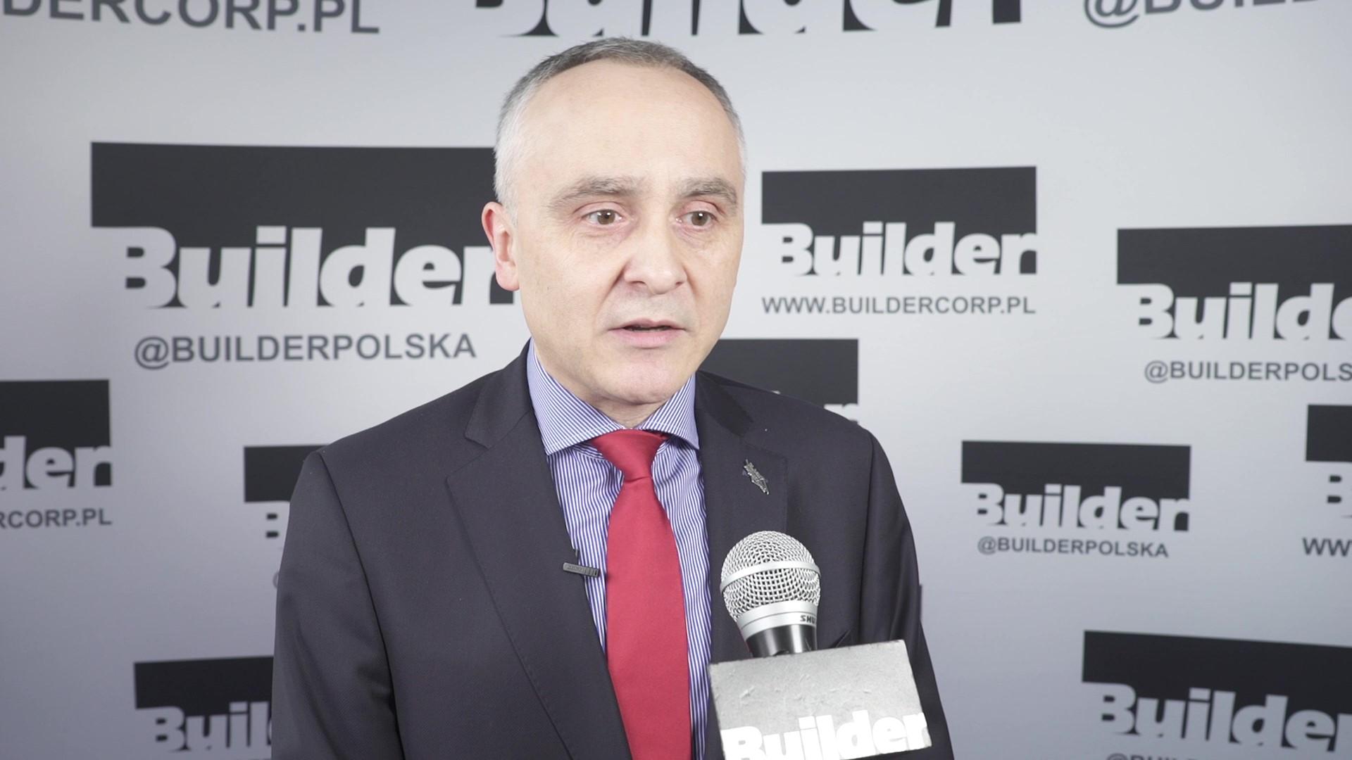 GALA BUILDER AWARDS 2019 – PIOTR O.KORYCKI, PRUSZYŃSKI SP. Z O.O.