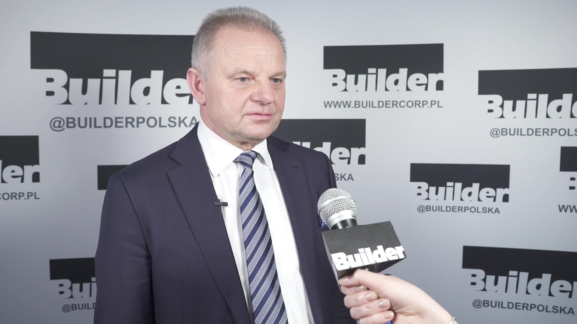 GALA BUILDER AWARDS 2019 – KRZYSZTOF PRUSZYŃSKI, PRUSZYŃSKI SP. Z O.O.